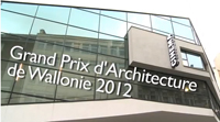 UWA - Grand Prix d'Architecture de Wallonie